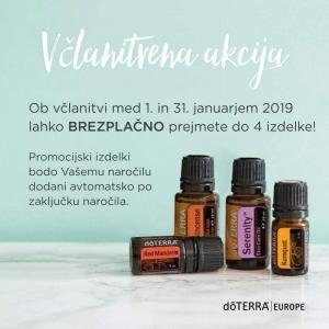 akcija januar 2019 - za nove člane