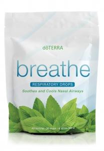 doTERRA Breathe pastile