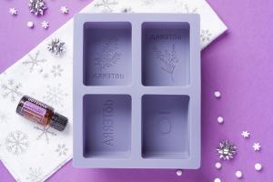 Lavender Soap Mould