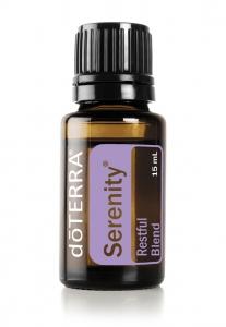 Mešanica eteričnih olj Serenity