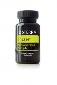 Mešanica eteričnih olj TriEase mehke kapsule - softgel