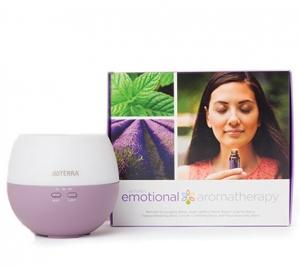 Včlanitveni komplet doTERRA Emotional Aromatherapy Diffused Set