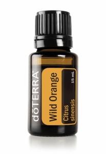 Wild orange Essential Oil - 15ml